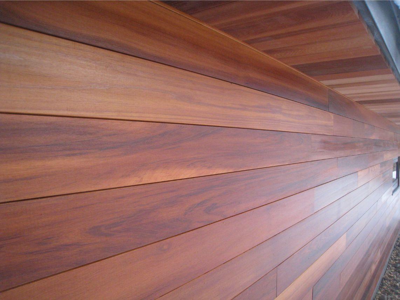 palubkový obklad fasády cedr vvoivo